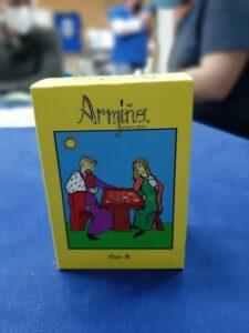 Juego de mesa Armiño