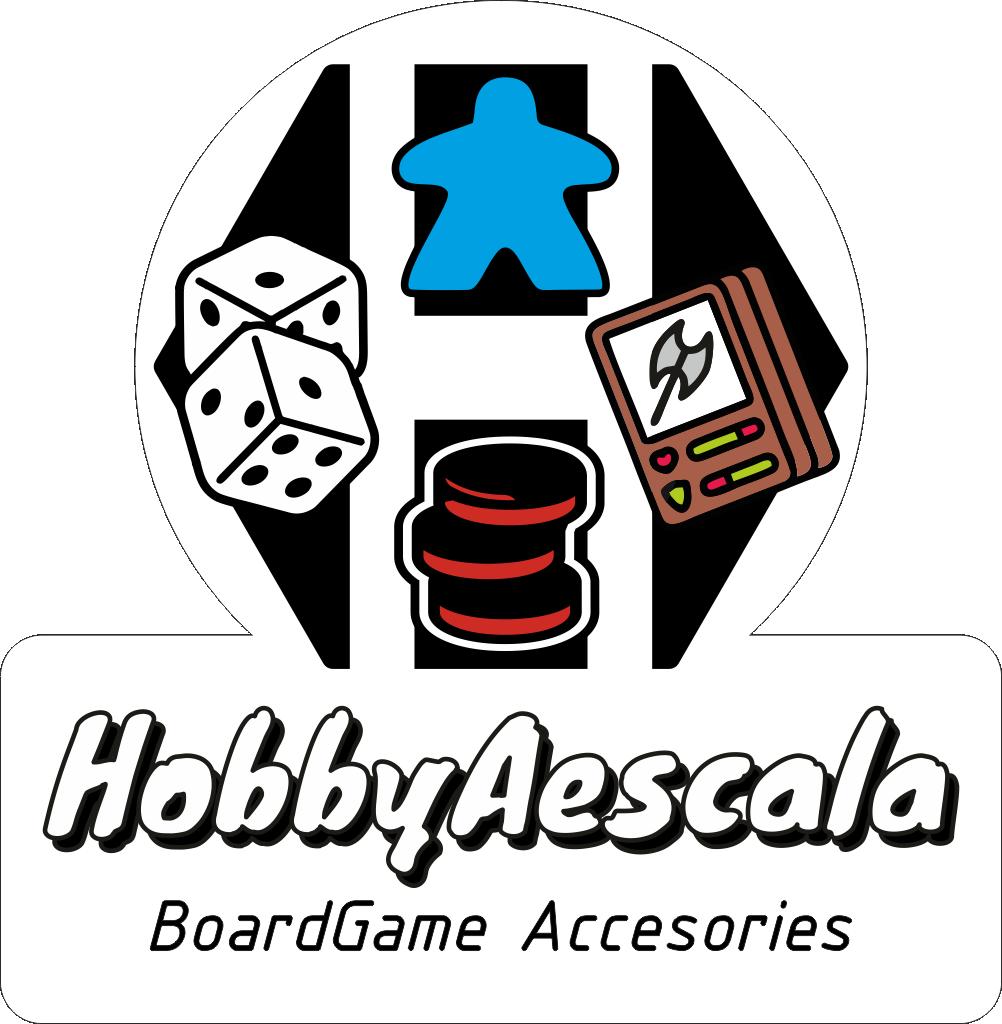 HobbyAescala - Accesorios para juegos de mesa